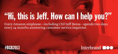 Interbrand – Best Global Brands 2013 - Amazon | Inside Amazon | Scoop.it