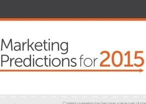 10 Marketing Predictions for 2015 [INFOGRAPHIC] | QR Codes - Mobile Marketing | Scoop.it