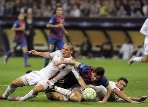 0-0: Al Barça sólo le ha faltado el gol | FCBarcelona | Scoop.it