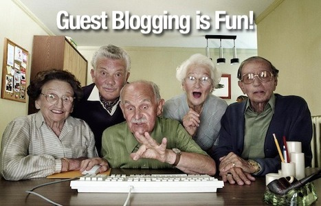 9 Reasons Why Guest Blogging Won't Work for Your Business - Business 2 Community (blog) | Business Blogging | Scoop.it