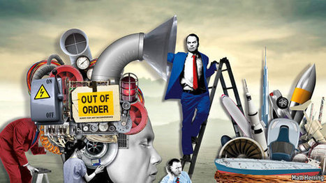Has the ideas machine broken down? | LACNIC news selection | Scoop.it