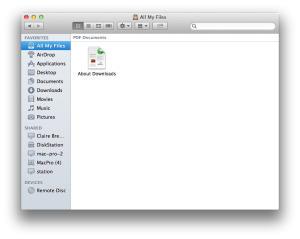 Mac 101: All about windows | Macworld | All Things Mac | Scoop.it