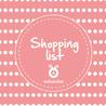Ookoodoo Shopping List