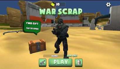 Warscrap Io Unblocked Games 66 Iogames4u Co