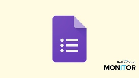 How to Use Google Forms to Survey Employee Engagement | NOLA Ed Tech | Scoop.it
