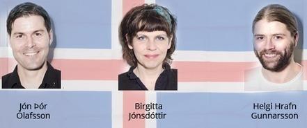 Le Parti Pirate gagne trois députés au Parlement d'Islande | Libertés Numériques | Scoop.it