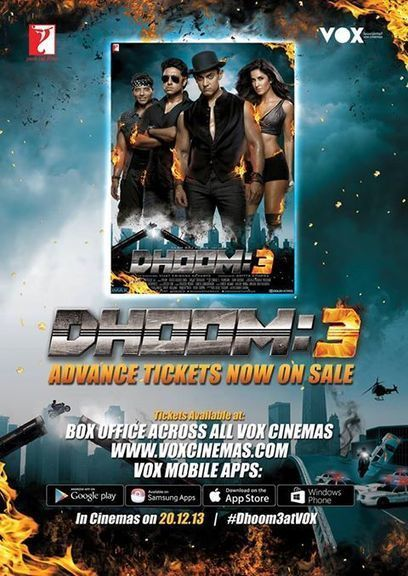 Dhoom 3 hd 1080p movie torrent download