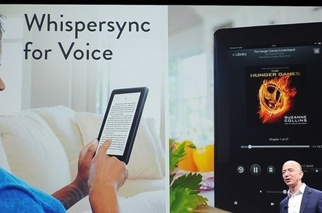 Amazon Unleashes Immersion Reading and Whispersync for Voice | Good E-Reader - ebook Reader and Digital Publishing News | eBooks and libraries | Scoop.it