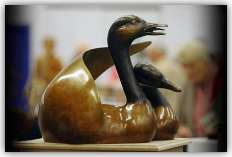 Canards sculptés - Photo Pierre RC | The Blog's Revue by OlivierSC | Scoop.it