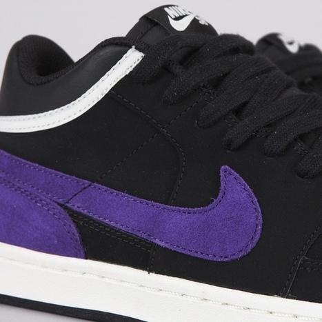 seleccione para el despacho excepcional gama de estilos y colores nuevo producto Nike SB Challenge Court Black/Court Purple | Ni...