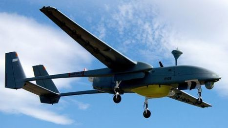 Ban on Arming Domestic Drones: Let's Draw a Line in the Sand | Drones & robots | Scoop.it