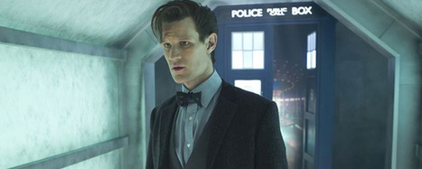 """Doctor Who"" : le Christmas Special fait un carton - News - AlloCiné 