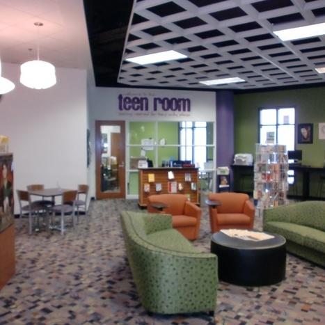 SCPL Teens (scplteens) | Informed Teacher Librarianship | Scoop.it
