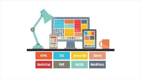 Introduction au Développement Web - Udemy | web design | Scoop.it