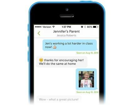 Introducing: ClassDojo Messenger | Leadership for Mobile Learning | Scoop.it