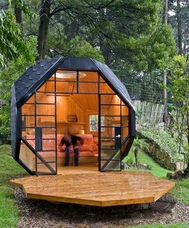 Why the Tiny Home Movement May Not Be So Tiny | World Future Society | leapmind | Scoop.it