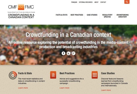 TMCRK Spotlight on Crowdfunding! « TMCResourceKit | Tracking Transmedia | Scoop.it
