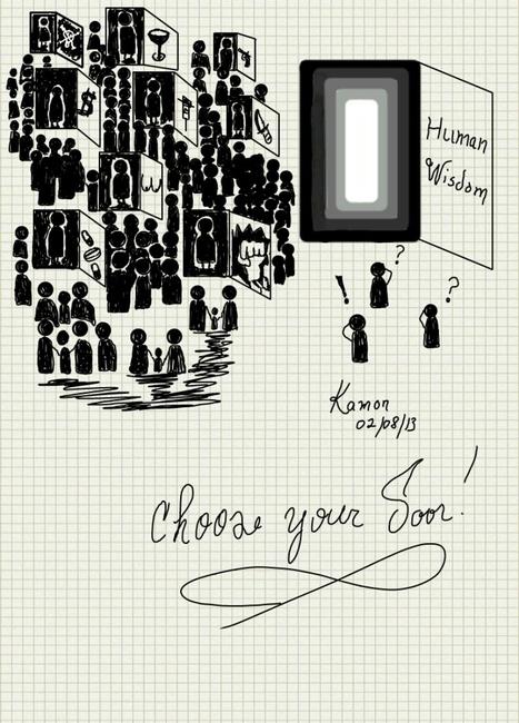 choose your door...   Freedom of heart   Scoop.it