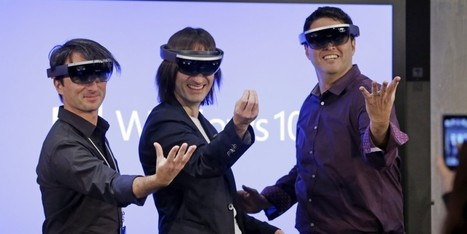 Now, Smartglasses to track your Emotions soon | Low Power Heads Up Display | Scoop.it