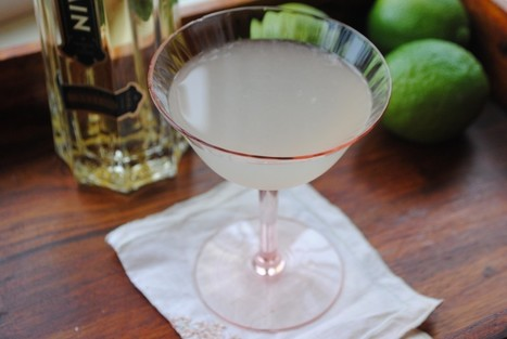 French Gimlet — Three Many Cooks | Food for Foodies | Scoop.it