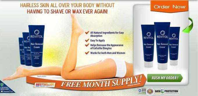 Revitol Hair Removal Cream Is It Scam Or Legit