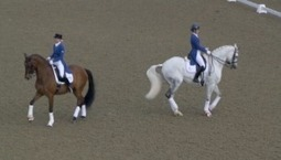 GCT 2013: London - Dressage Pas de Deux | Equestrian Vacations | Scoop.it