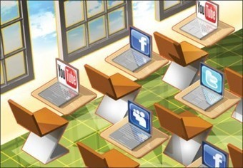 The 2 Hottest Educational Social Networks You're Not Yet Using | Collective Intelligence & Distance Learning | Scoop.it