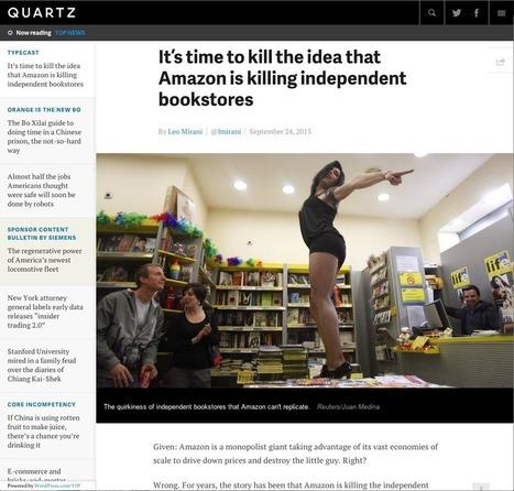 The Quartz Way (part 1) | Giornalismo Digitale | Scoop.it