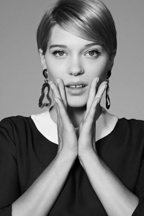 Léa Seydoux Poses for Eric Guillemain in Numéro Tokyo April 2013   TAFT: Trends And Fashion Timeline   Scoop.it