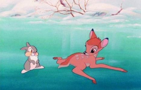Disney: Tyrus Wong, le créateur de Bambi, est mort à 106 ans | Actu Cinéma | Scoop.it