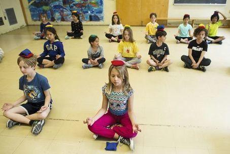 La méditation comme outil pédagogique | Relaxation Dynamique | Scoop.it