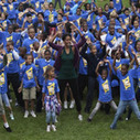 Michelle Obama helps break world record for jumping jacks | Competitive Gaines:  NV Youth Sports, Fitness & Education | Scoop.it