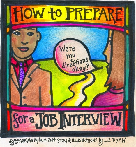 Pre-Interview Research: Questions and Answers - Human Workplace | Human Workplace | Scoop.it