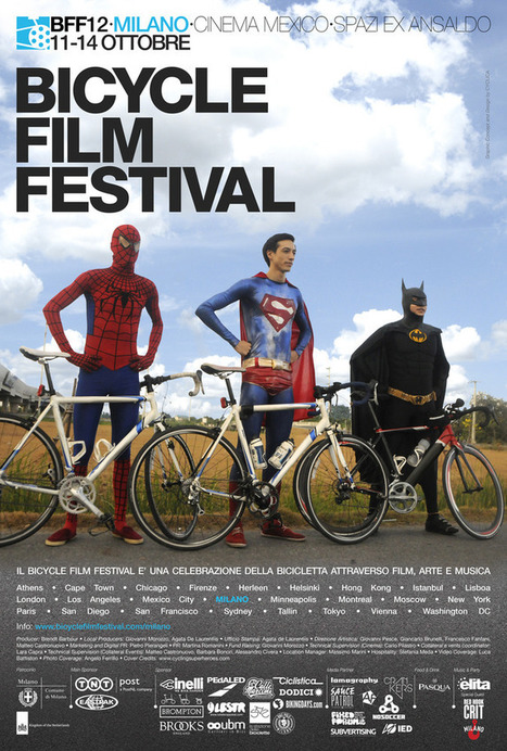 Festival de cine Bicicleta | Bicicletas | Scoop.it