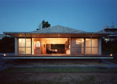 Climate-responsive architecture: Villa 921 by Harunatsu-Archi | The Architecture of the City | Scoop.it