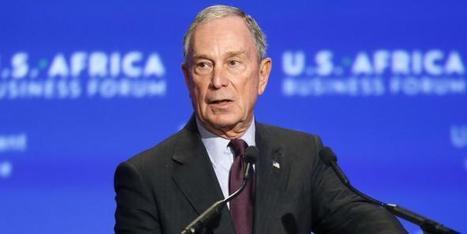 Michael Bloomberg reprend les commandes de son agence | DocPresseESJ | Scoop.it
