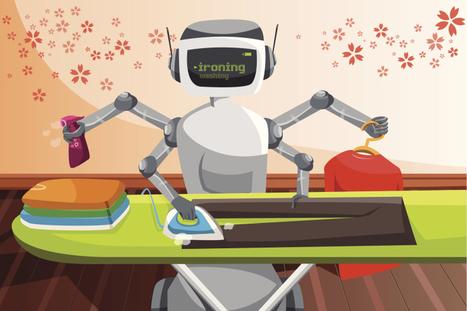 Trump promises to bring back manufacturing jobs, but robots won't lethim | Veille & Culture numérique | Scoop.it