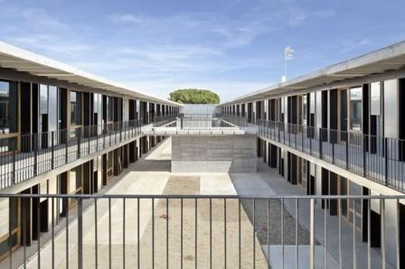 Student Housing (Universitat Politècnica de Catalunya) / H Arquitectes + dataAE   Architecture, design & algorithms   Scoop.it