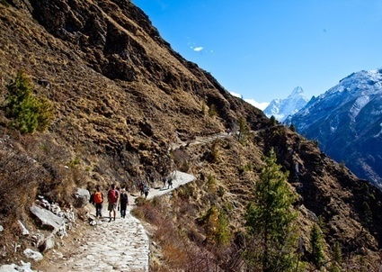 Climate change played role in Everest avalanche, scientists say | Anthropology and Climate Change | Scoop.it