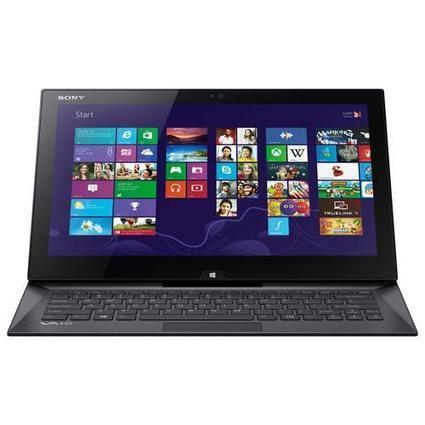 Sony VAIO Duo Ultrabook SVD13225PXB Review - All Electric Review | Laptop Reviews | Scoop.it