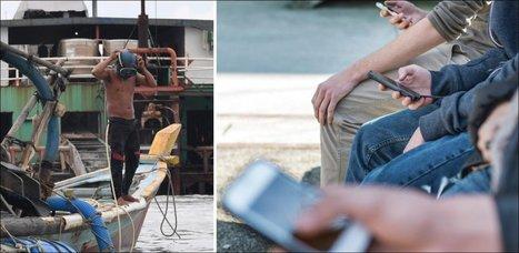 Vies en danger et planète sacagée pour nos smartphones | Chroniques libelluliennes | Scoop.it
