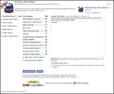 How to Remove Facebook Ads simple way to clean of all   Web Development   Scoop.it