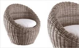 L'utilisation du rotin pour la décoration de votre maison | Décoration ... | Fauteuil rotin | Scoop.it