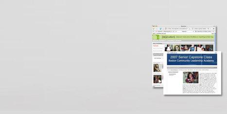 Digication e-Portfolios: Home | Digital portfolio | Scoop.it
