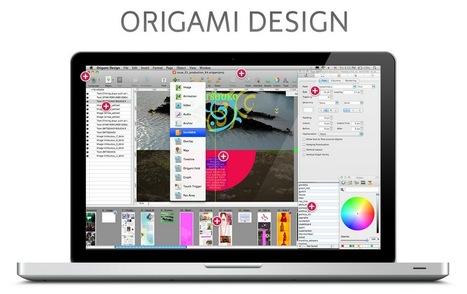 Beyond iBooks Author: Origami Engine Lets You Design Interactive Magazines Collaboratively | Mobile Publishing Tools | Scoop.it