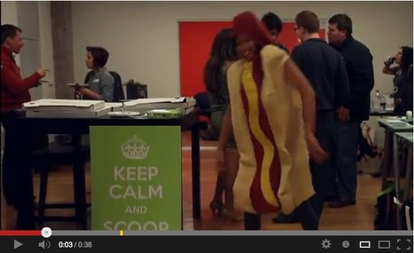 How copyright owners can leverage the remix culture: the Harlem Shake meme example | scooping the world | Scoop.it