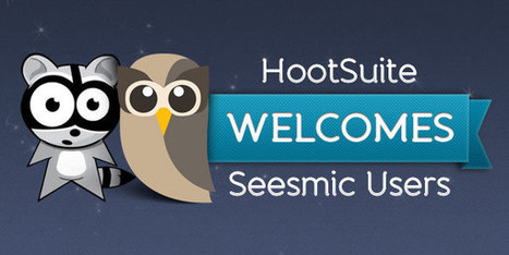 [Interview] Seesmic racheté par Hootsuite : Loïc Le Meur raconte | Toulouse networks | Scoop.it