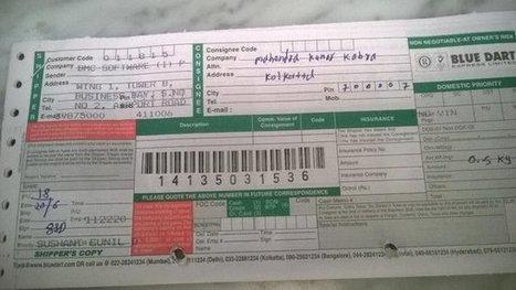 Bluedart Courier Tracking India | Bluedart Trac