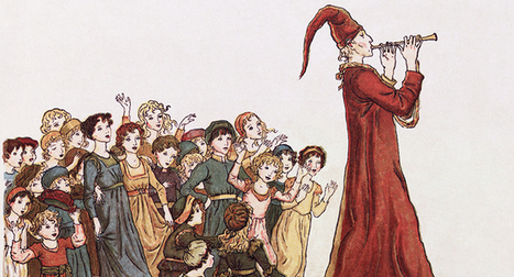 Was there really a Pied Piper of Hamelin? | Fairy tales, Folklore, and Myths | Scoop.it