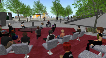 In a Strange Land: Who IS a Virtual Worlds Educator? | Digital Delights - Avatars, Virtual Worlds, Gamification | Scoop.it